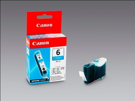 Canon Ink cyan