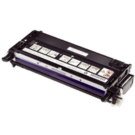 Dell Cartridge 3130CN black HY 9K