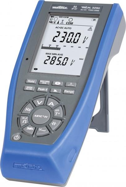 Metrix MTX3290 Hand-Multimeter Kalibriert nach: Werksstandard (ohne Zertif