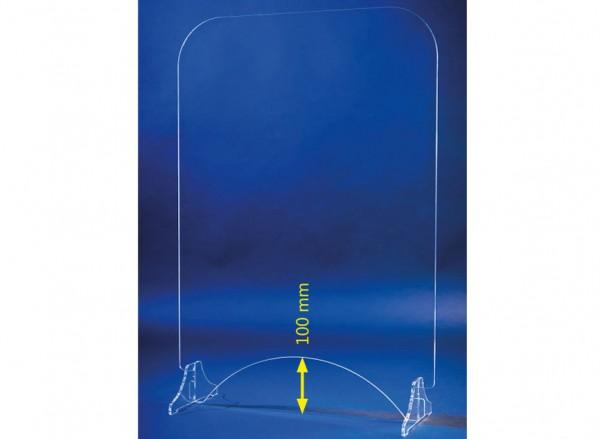 Hygieneschutz Acrylglas Stecksystem