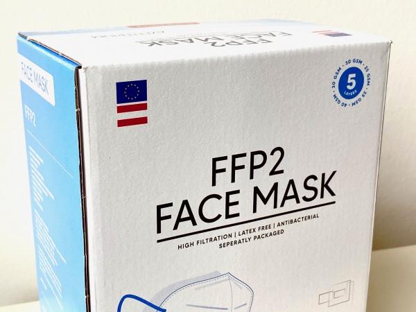 FFP2 Masken aus Österreich - 25 Stück
