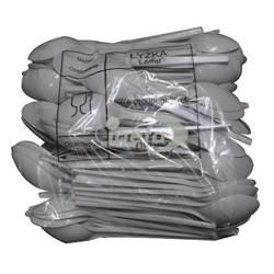 Löffel PS 17,5cm weiß (20x100)