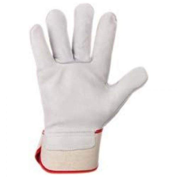 Feldtmann Handschuh Stierkopf Classic, Rindvollleder, Gr. 10