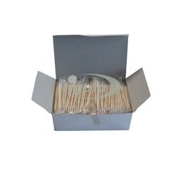 Zahnstocher Holz gehüllt