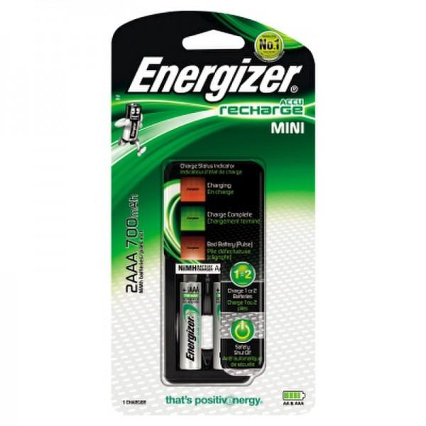 Energizer Ladegerät Mini Charger E300701400 für AAAAA
