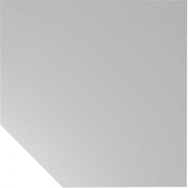 Trapezplatte Grau 120x120 cm VRT12/5