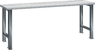 Werkbank 2000x750x840 mm Multiplex40,grau