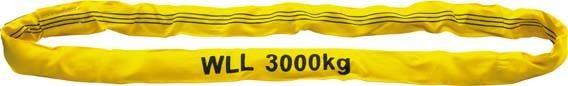 Rundschlinge FORMAT Einf.M.6000kg,N:3m,U:6m