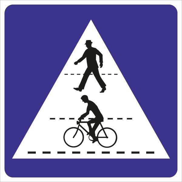 §53/2c*A Kennzeichnung Schutzweg und Radfahrerüberfahrt