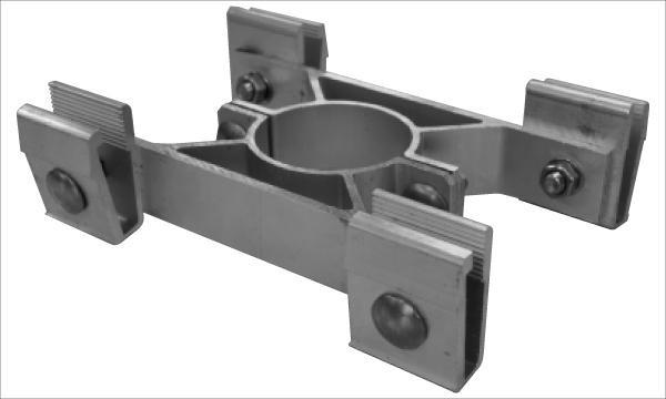Doppelseitige Befestigung / Typ NdV-K verstärkt