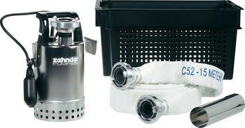 Schmutzwasser-Tauchpumpe Zehnder Pumpen