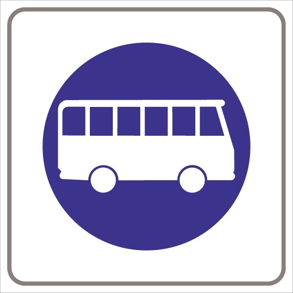 §53/24 Straße für Omnibusse