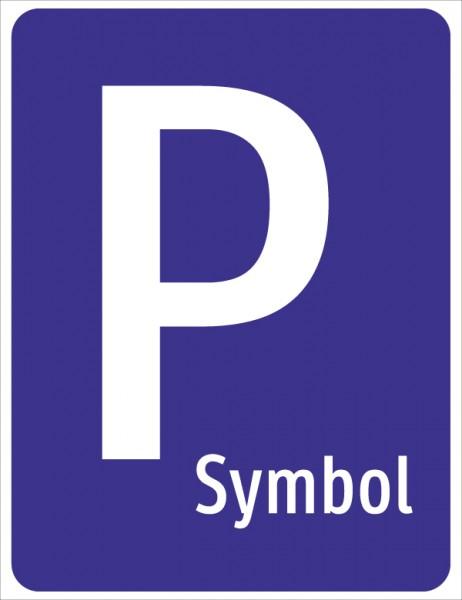 §53/1b Parkplatz + Symbol nach Angaben