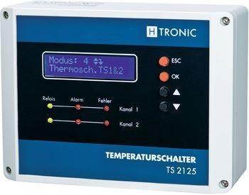 H-Tronic TS 2125 Multifunktions-Temperat