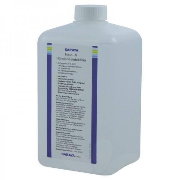 Desinfektionsmittel für Hände 1liter