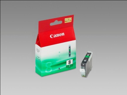 Canon Ink green
