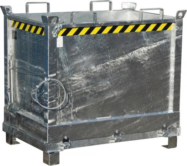 Klappbodenbehälter FB 750 v