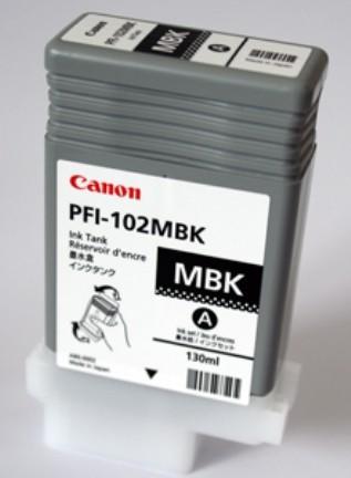 Canon Ink matte black pigment