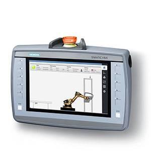 Siemens 6AV2125-2JB23-0AX0 SPS-Display
