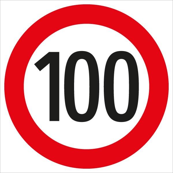 §52/10a Geschwindigkeitsbegrenzung 100 km/h
