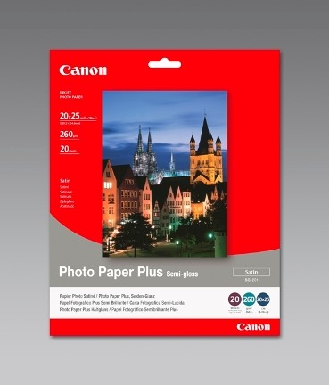 Canon SemGloss Ph.Pap. 20x25 1x20