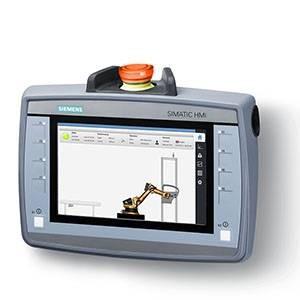 Siemens 6AV2125-2GB23-0AX0 SPS-Display