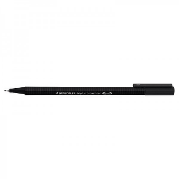 STAEDTLER Fineliner triplus Broad 338-9 0,8mm schwarz