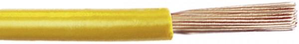 Leoni 76783113K111 Fahrzeugleitung FLRY-B 1 x 2.50 mm² Gelb Meterware