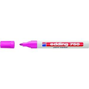 Lackmarker Glanz, 750, Rsp., 2-4mm, Schreibf.: rosa