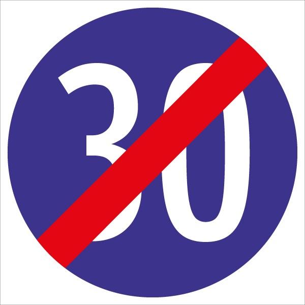 §52/19a Ende der vorgeschriebenen Mindestgeschwindigkeit