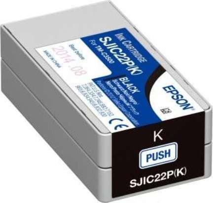 Epson Ink black SJIC22PK