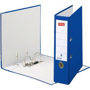 Ordner Color, PP, Einsteckrückenschild, A4, 80 mm, blau