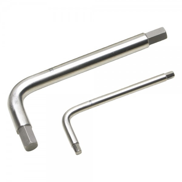 A-MAG Sechskantstiftschlüssel, Titan, SW 9,0 mm