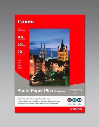 Canon SemGloss Ph.Pap. A4 1x20