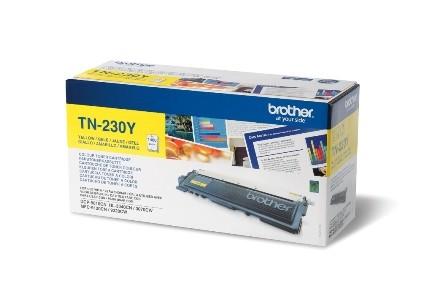 Brother Toner yell. TN-230Y