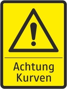 Achtung Kurven