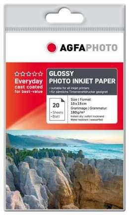 AgfaPhoto Inkjet Photo Paper 10x15 1x20