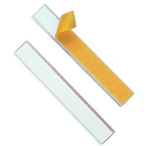 Beschriftungsfenster Schildfix®, selbstklebend, 200x20mm, transparent