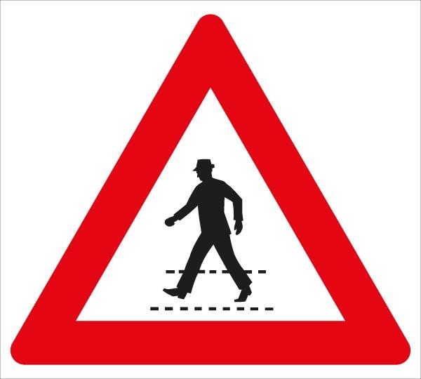 §50/11 Fußgängerübergang