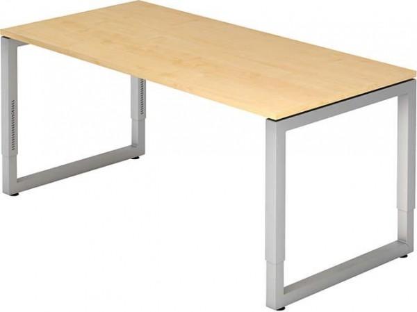 Schreibtisch R-Serie 160x80 Ahorn