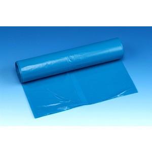 Müllsack Starpak, LDPE, 0,035mm, 120l, 700x1.100mm, blau