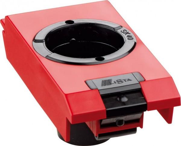 NC Werkzeughalter ISO-SK 45 rot