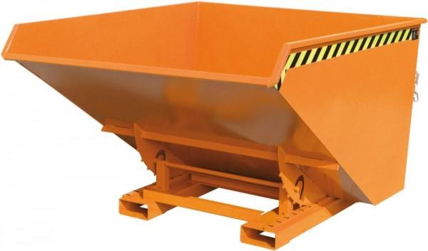 Kippbehälter m. Abrollsys1,7 ,1720x1570x1103mm,lac