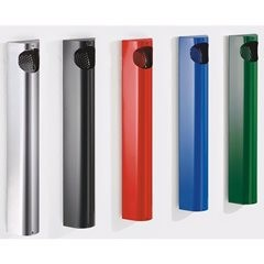Wandascher, Stahlblech verzinkt und pulverbeschichtet, HxBxT 550 x 110 x 74 mm,