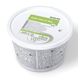 Solid Lime-a-way 6x600g