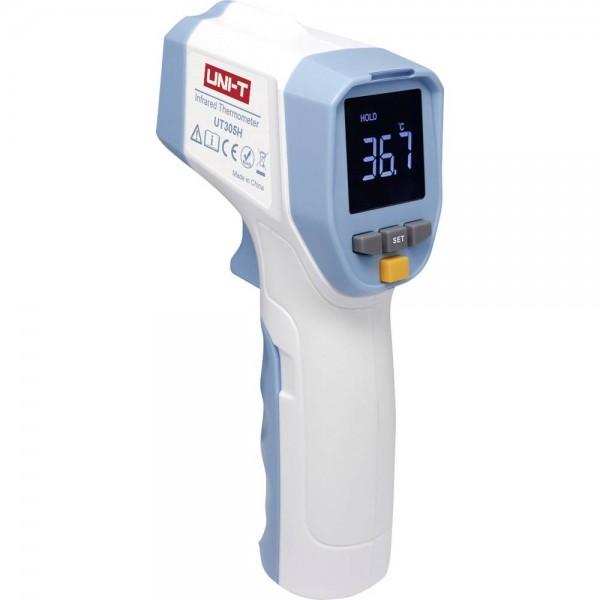Uni-T UT305H Infrarot-Thermometer 32 bis 42.9 °C Berührungslose IR-Messung 0.3 °C
