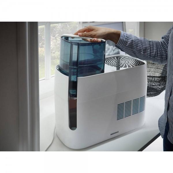 Soehnle AirFresh Hygro 500 Luftbefeuchter 50 m² Weiß