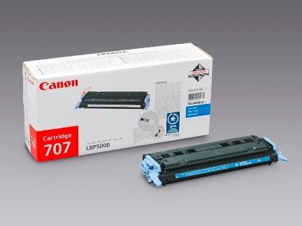 Canon Cartridge LBP5000 cyan EP-707