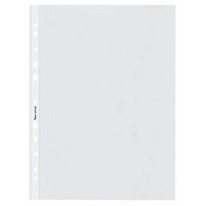Prospekthülle, PP, oben offen, Universallochung, A4, 0,08 mm, farblos