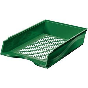 Briefkorb, PS, C4, 255 x 370 x 65 mm, grün